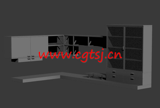 Maya模型MD1036的预览图2