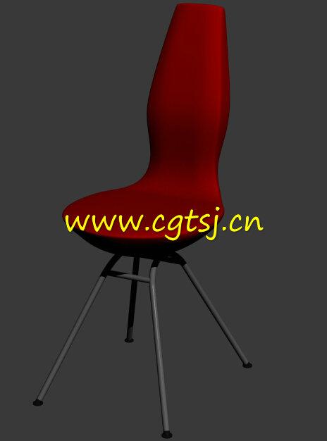 Maya模型MD1773的预览图2