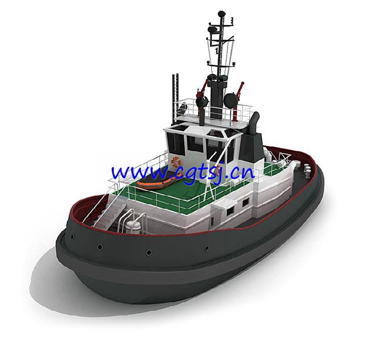 C4D模型MD5422的预览图1